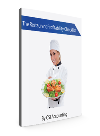 Restaurant Profitability Checklist Ebook Cover