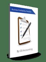 Small Business Profitability Checklist eBook Cover