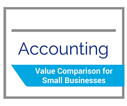 Accounting comparison chart