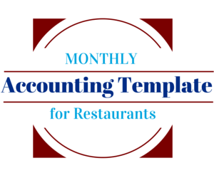 Accounting Template for Restaurants Logo