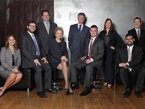 Team of attorneys at Halberg, Appleton, Nelson & Hazelton