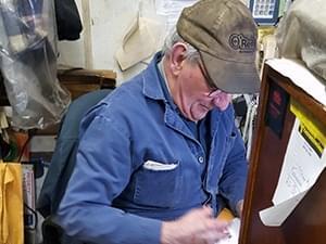 auto shop owner