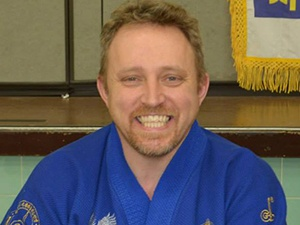 Greg Boltz owner of Boltz Tae Kwon Do