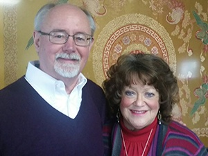John and Judy Barnes owners of Mighty Oak Technology